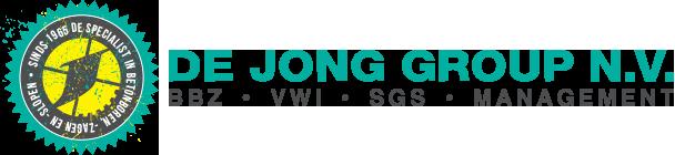 De Jong Projecten Retina Logo